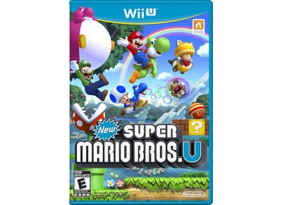 New Super Mario Bros - WII U