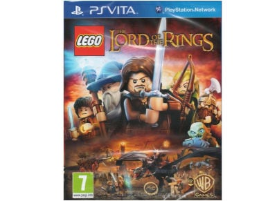 LEGO Lord of The Rings - PS Vita Game gaming   παιχνίδια ανά κονσόλα   ps vita