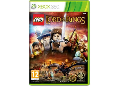 LEGO Lord of The Rings - Xbox 360 Game