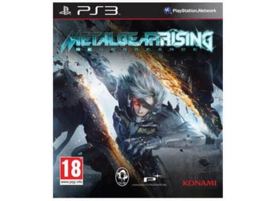 Metal Gear Rising: Revengeance - PS3 Game