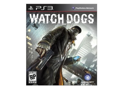 Watch Dogs Special Edition - PS3 Game