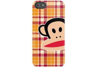 Θήκη iPhone 5/5s - Uncommon Paul Frank Pre plaid C0005-FK Εμπριμέ apple   αξεσουάρ iphone   θήκες