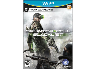 Tom Clancy S Splinter Cell Blacklist Wii U Multirama Gr