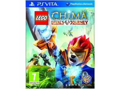 LEGO Legends of Chima: Laval's Journey - PS Vita Game