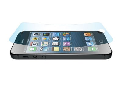 Μεμβράνη οθόνης iPhone 5/5s/5c - Power Support Anti-Glare UPJK-02 - 2 τεμ