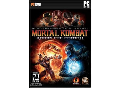 Mortal Kombat 9: GOTY - PC Game