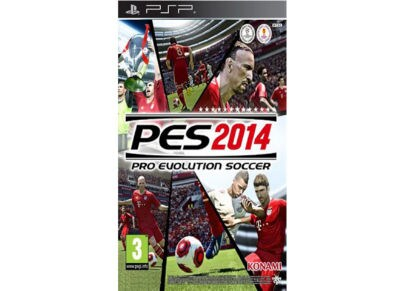 Used: Pro Evolution Soccer 2014 - PSP | Public