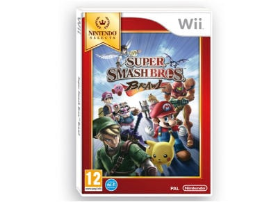 Super Smash Bros. Brawl - Nintendo Selects - Wii Game gaming   παιχνίδια ανά κονσόλα   wii