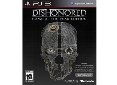 Dishonored - Game of the Year Edition - PS3 Game gaming   παιχνίδια ανά κονσόλα   ps3