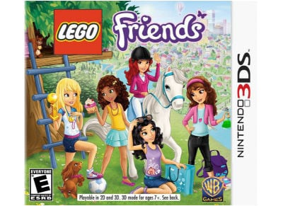 LEGO Friends - 3DS/2DS Game