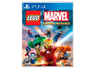 LEGO Marvel Super Heroes - PS4 Game gaming   παιχνίδια ανά κονσόλα   ps4