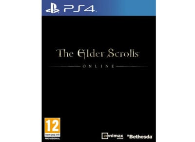 PS4 Used Game: The Elder Scrolls Online Tamriel Unlimited