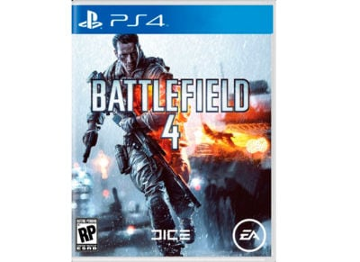 Used: Battlefield 4 - PS4