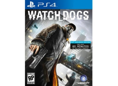 PS4 Used Game: Watch Dogs