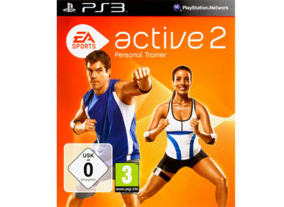 Used: EA Sports Active 2 - PS3 Game