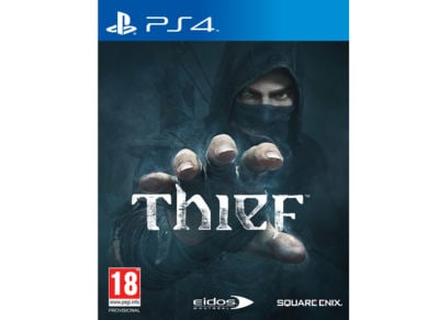 Used: THIEF - PS4 Game