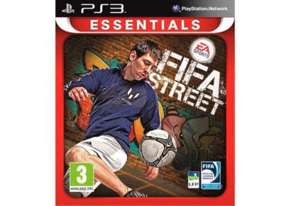 FIFA Street 4 Essentials - PS3 Game gaming   παιχνίδια ανά κονσόλα   ps3