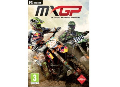 MXGP - The Official Motocross Videogame - PC Game