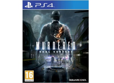 Murdered: Soul Suspect - PS4 Game