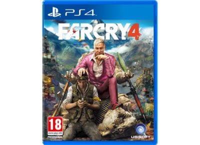 PS4 Used Game: Far Cry 4