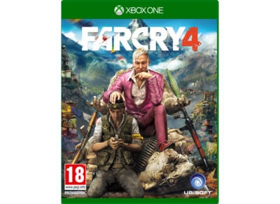 Xbox One Used Game: Far Cry 4