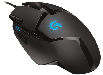 Logitech G402 Hyperion Fury - Gaming Mouse Μαύρο