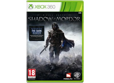 Middle Earth: Shadow Of Mordor - Xbox 360 Game