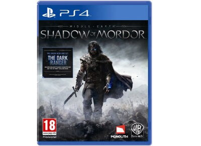 PS4 Used Game: Middle Earth: Shadow Of Mordor