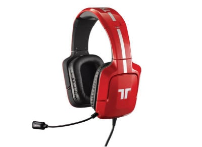 Tritton 720+ Surround - Gaming Headset Κόκκινο