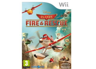 Planes Fire & Rescue - Wii Game