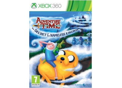 Adventure Time: The Secret of the Nameless Kingdom - Xbox 360 Game