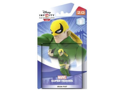 Φιγούρα Disney Infinity 2.0 Marvel - Iron Fist (Spiderman)