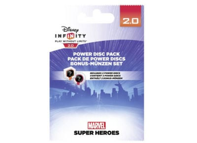 Φιγούρα Disney Infinity 2.0 Marvel - Power Discs