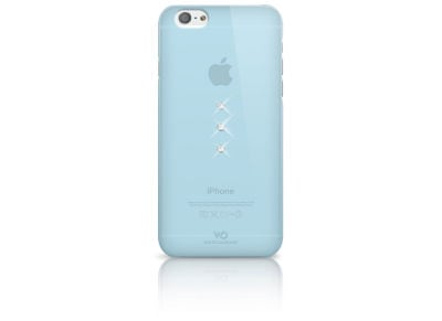 Θήκη iPhone 6/6S - White Diamonds Trinity Μπλε