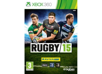 Rugby 15 - Xbox 360 Game gaming   παιχνίδια ανά κονσόλα   xbox 360