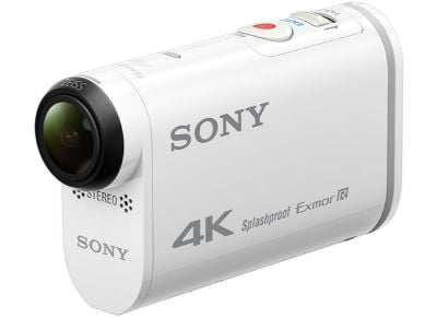 Action Camera Sony 4K LiveView WiFi GPS NFC FDRX1000VR