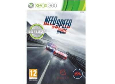 Need for Speed Rivals Classics - Xbox 360 Game gaming   παιχνίδια ανά κονσόλα   xbox 360