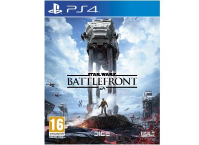PS4 Used Game: Star Wars Battlefront