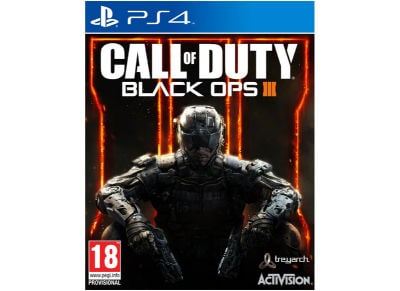 PS4 Used Game: Call of Duty: Black Ops III