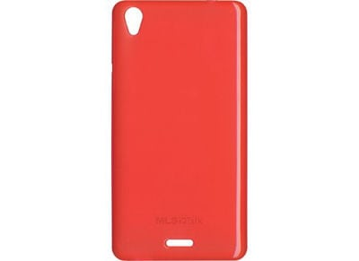 Θήκη MLS iQTalk Twist - MLS Silicone Cover Ροζ 11.CC.520.076