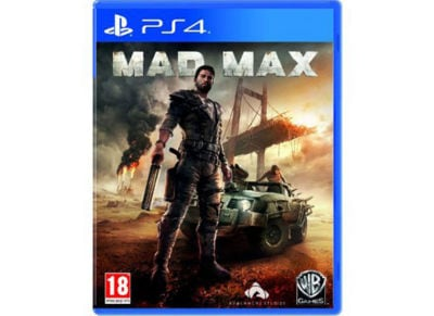 PS4 Used Game: Mad Max