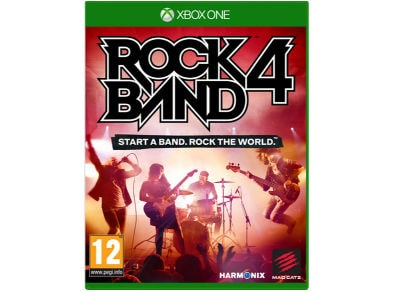 Rock Band 4 (Standalone) - Xbox One Game