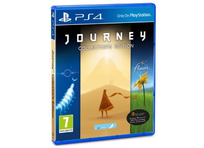 Journey Collector's Edition - PS4 Game