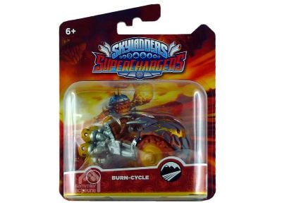 Φιγούρα Skylanders Superchargers - Burn Cycle