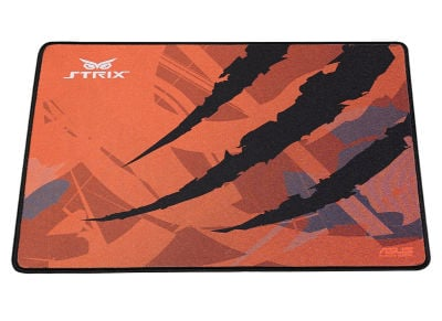 Gaming Mousepad Asus STRIX Glide Speed Πορτοκαλί