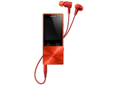 MP4 Player Sony Hi Res Walkman NW A25HN 16GB Κόκκινο