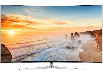 "Τηλεόραση Samsung 55"" Smart Curved LED Ultra HD UE55KS9000"
