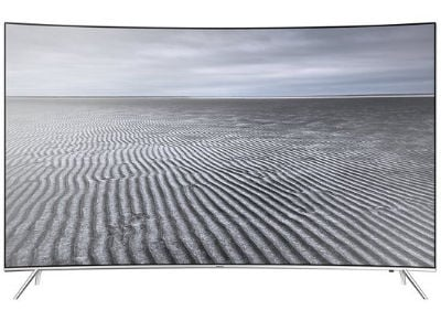 "Τηλεόραση Samsung 49"" Smart Curved LED Ultra HD UE49KS7500"