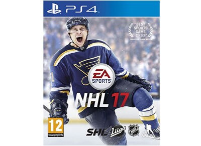 Madden NHL 17 - PS4 Game