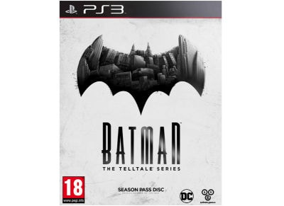 Batman: The Telltale Series - PS3 Game